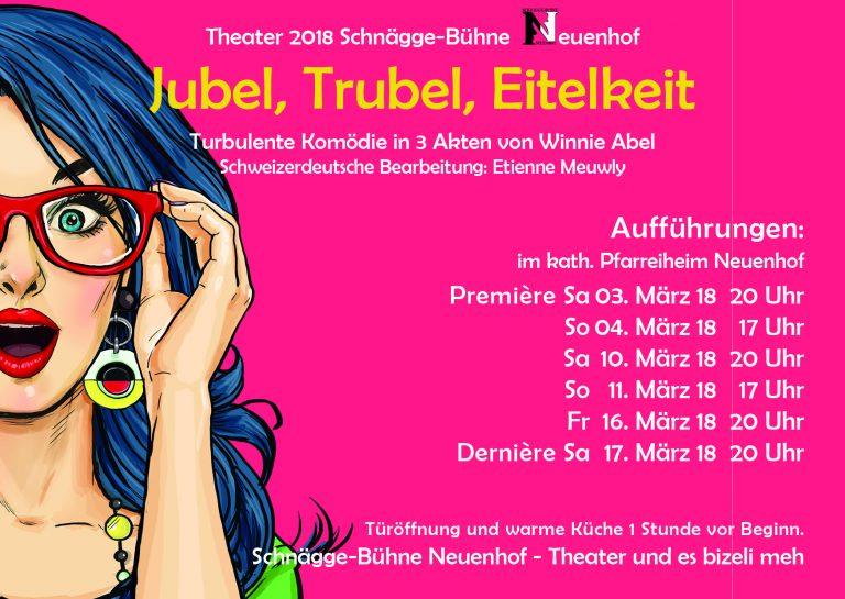 Flyer_Jubel,Trubel_Theater_2018